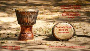 Trommeln für die Seele und Gesundheit