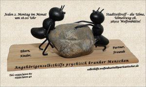 Angehörigenselbsthilfe psychisch kranker Menschen