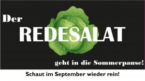 Redesalat Sommerpause