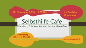 Selbsthilfe Cafe