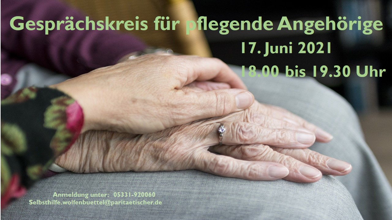 Gesprächskreis Pflege 17. Juni