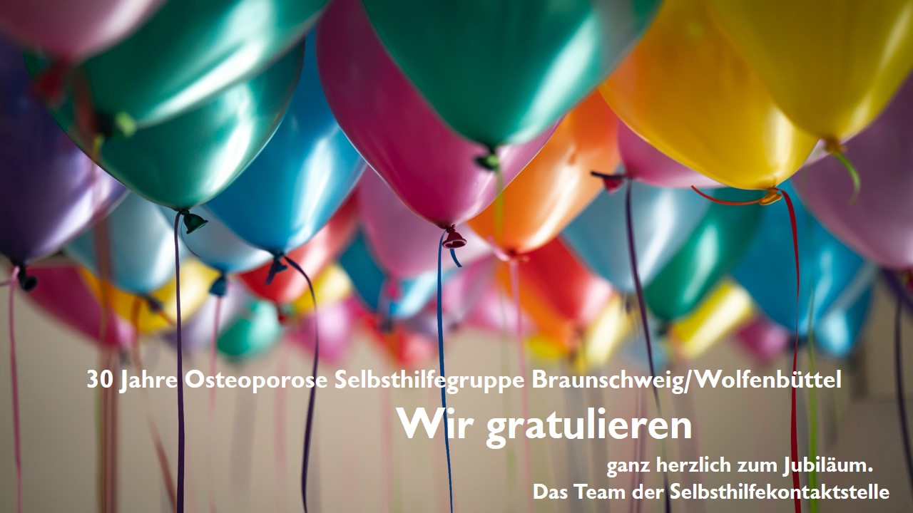 30 Jahre Osteoporose